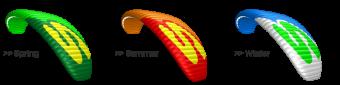 SupAir Eona kolory